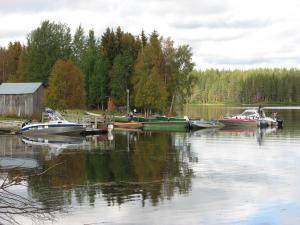 Ollilan Lomamajat, Holiday homes  Kuusamo - big - 138