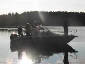 Ollilan Lomamajat, Nyaralók  Kuusamo - big - 149