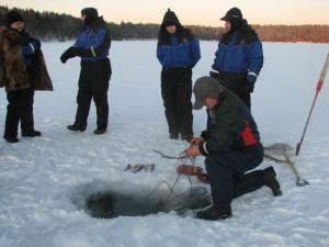 Ollilan Lomamajat, Nyaralók  Kuusamo - big - 192