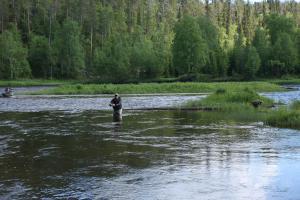 Ollilan Lomamajat, Nyaralók  Kuusamo - big - 179