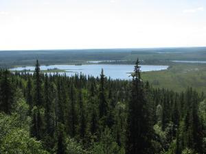 Ollilan Lomamajat, Holiday homes  Kuusamo - big - 139