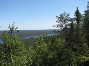 Ollilan Lomamajat, Nyaralók  Kuusamo - big - 140