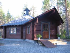 Ollilan Lomamajat, Nyaralók  Kuusamo - big - 188