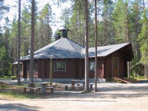 Ollilan Lomamajat, Holiday homes  Kuusamo - big - 167