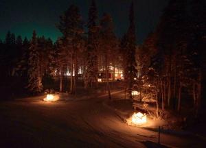 Ollilan Lomamajat, Nyaralók  Kuusamo - big - 153