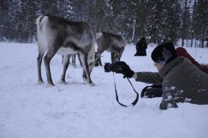 Ollilan Lomamajat, Nyaralók  Kuusamo - big - 168