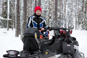Ollilan Lomamajat, Holiday homes  Kuusamo - big - 171