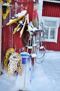 Ollilan Lomamajat, Holiday homes  Kuusamo - big - 189