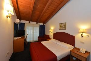 Hotel Hannover, Отели  Градо - big - 5