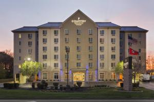 Country Inn & Suites by Radisson, Nashville Airport, TN, Hotels  Nashville - big - 31