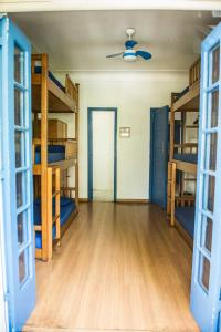 Bed in 6-Bed Female Dormitory Room with air conditioning