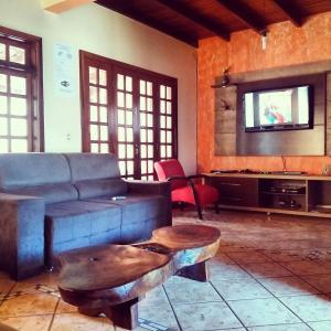Reges Hostel, Hostely  Alto Paraíso de Goiás - big - 24
