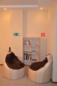 Puzzle Hostel, Hostelek  Tomszk - big - 11
