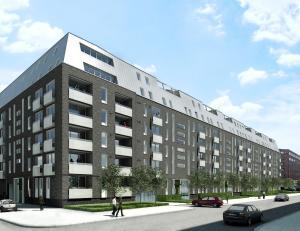 Thorshavnsgade Apartment, Appartamenti  Copenaghen - big - 16