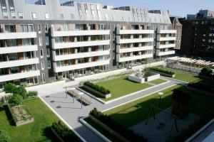 Thorshavnsgade Apartment, Appartamenti  Copenaghen - big - 9