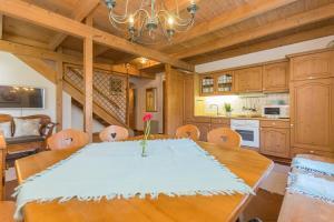 Ferienhaus Alp Chalet, Дома для отпуска  Кохель-ам-Зее - big - 35