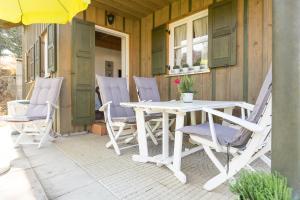 Ferienhaus Alp Chalet, Prázdninové domy  Kochel - big - 45