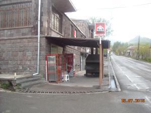 Hotel VIVAS, Bed & Breakfasts  Goris - big - 39