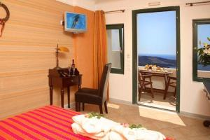 Panorama Studios & Suites, Apartmánové hotely  Fira - big - 9