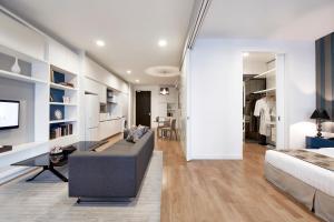 THE FACE Suites, Апарт-отели  Куала-Лумпур - big - 11