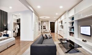 THE FACE Suites, Апарт-отели  Куала-Лумпур - big - 12