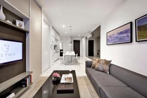 THE FACE Suites, Апарт-отели  Куала-Лумпур - big - 2