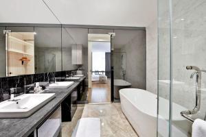 THE FACE Suites, Апарт-отели  Куала-Лумпур - big - 15