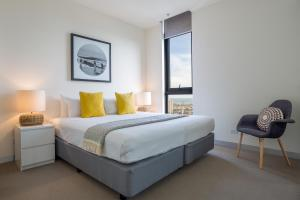 Aria Style Southbank, Aparthotels  Melbourne - big - 42