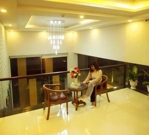 Seaview Long Hai Hotel, Hotely  Long Hai - big - 16