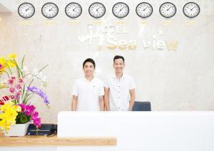 Seaview Long Hai Hotel, Hotely  Long Hai - big - 18
