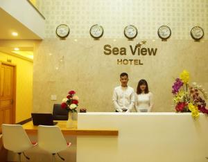 Seaview Long Hai Hotel, Hotely  Long Hai - big - 17