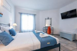 Yades Suites - Apartments & Spa, Aparthotely  Naousa - big - 99