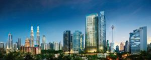 THE FACE Suites, Апарт-отели  Куала-Лумпур - big - 27