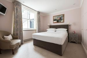 onefinestay - South Kensington private homes III, Apartments  London - big - 141