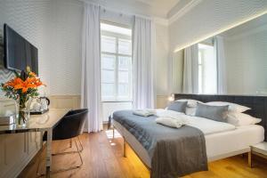 Golden Star, Hotels  Prag - big - 15