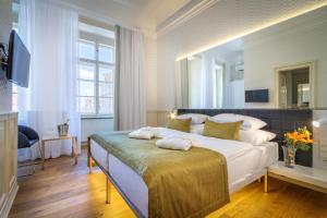 Golden Star, Hotels  Prag - big - 5