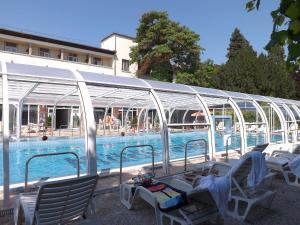 Hotel Aquamarin, Hotely  Hévíz - big - 69