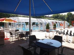Hotel Aquamarin, Hotely  Hévíz - big - 78