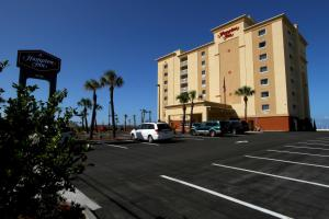 Hampton Inn Daytona Beach/Beachfront, Szállodák  Daytona Beach - big - 18