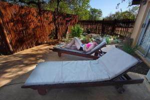 Шале с 2 отдельными кроватями — Warthog