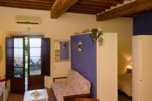 Podere San Giuseppe, Apartmanhotelek  San Vincenzo - big - 65