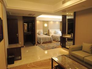 Shanshui Hotel, Hotels  Nanjing - big - 24