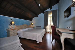 Hotel Villa Danilo, Hotely  Gamberale - big - 9