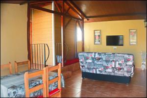Bungalow Curro Pareja 131, Dovolenkové domy  Conil de la Frontera - big - 14