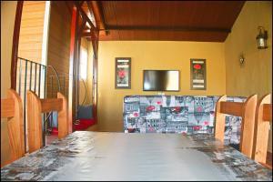 Bungalow Curro Pareja 131, Dovolenkové domy  Conil de la Frontera - big - 16