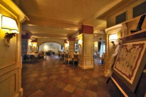 Hotel Villa Danilo, Отели  Гамберале - big - 23