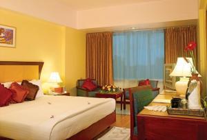Classic Sarovar Portico Trivandrum, Hotely  Trivandrum - big - 3