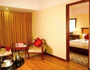 Classic Sarovar Portico Trivandrum, Hotely  Trivandrum - big - 31