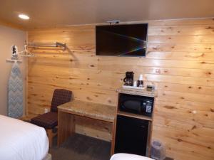 Deluxe Zimmer mit Queensize-Bett