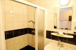 Hotel Noordzee, Отели  Домбург - big - 17